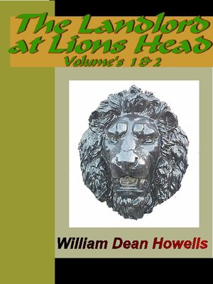 cover image of The Landlord and Lion's Head
