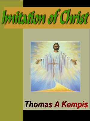 cover image of Imitation of Christ