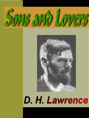 cover image of Sons and Lovers