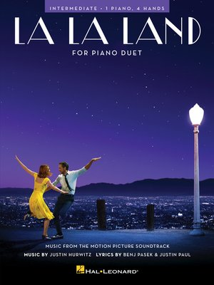 cover image of La La Land--Piano Duet