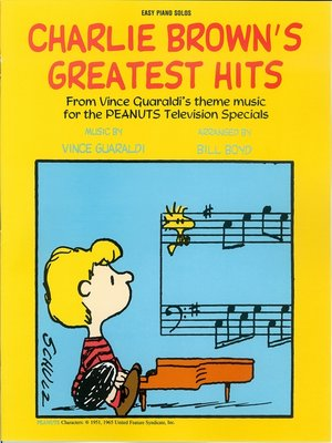 cover image of Charlie Brown's Greatest Hits (Songbook)