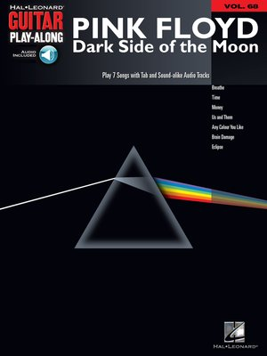 cover image of Pink Floyd--Dark Side of the Moon Songbook