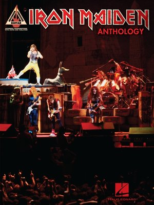 cover image of Iron Maiden Anthology (Songbook)