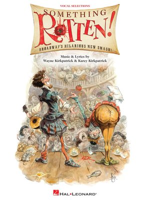 cover image of Something Rotten! Songbook