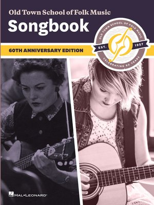 cover image of Old Town School of Folk Music Songbook