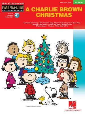 cover image of Charlie Brown Christmas