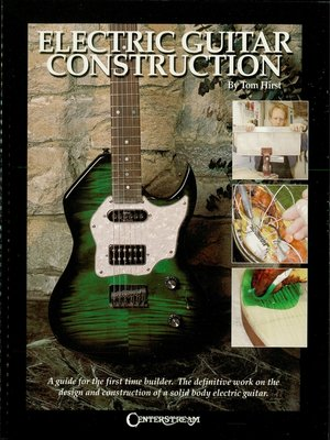 cover image of Electric Guitar Construction