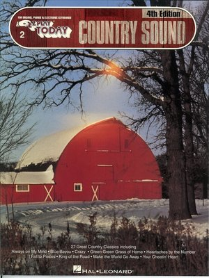 cover image of Country Sound  (Songbook)