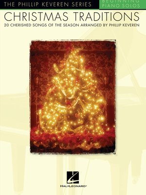 cover image of Christmas Traditions (Songbook)