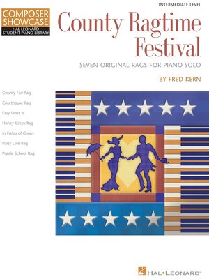 cover image of County Ragtime Festival