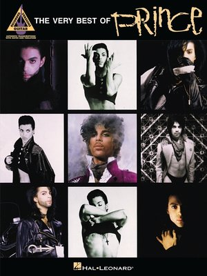 cover image of The Very Best of Prince (Songbook)