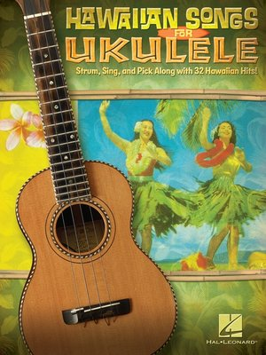 cover image of Hawaiian Songs for Ukulele (Songbook)