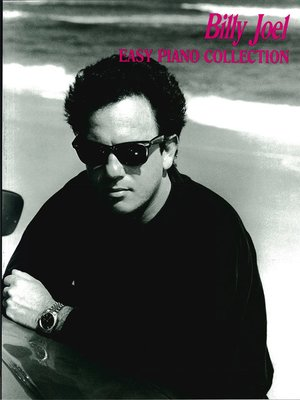 cover image of Billy Joel for Easy Piano