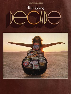 cover image of Neil Young--Decade Songbook