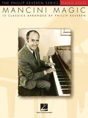 cover image of Mancini Magic (Songbook)