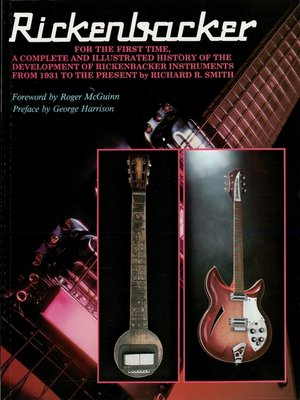 cover image of Rickenbacker