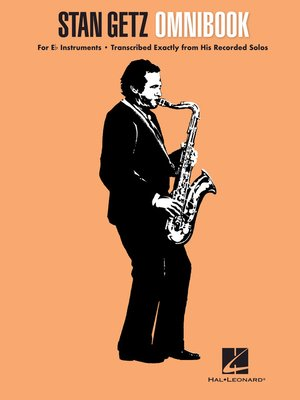 cover image of Stan Getz--Omnibook
