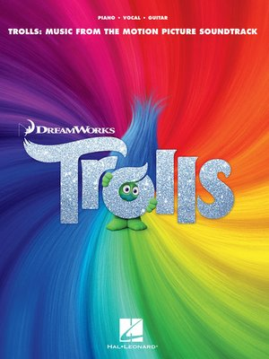 cover image of Trolls Songbook