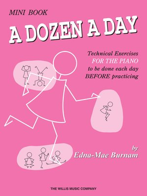 cover image of A Dozen a Day Mini Book
