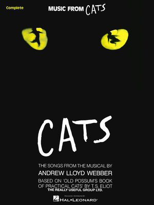 cover image of Cats Songbook