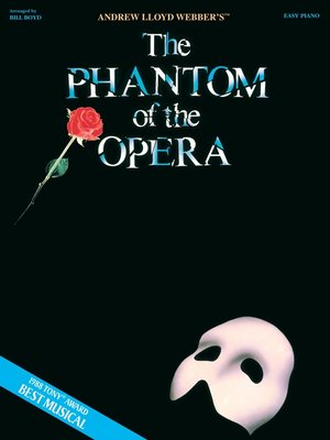 cover image of Phantom of the Opera (Songbook)