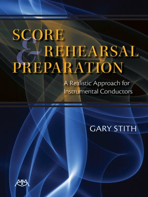 cover image of Score and Rehearsal Preparation