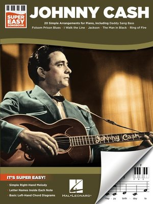 cover image of Johnny Cash