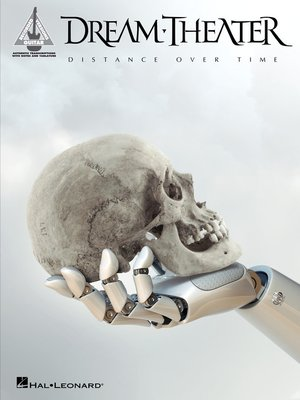 cover image of Dream Theater--Distance Over Time Songbook