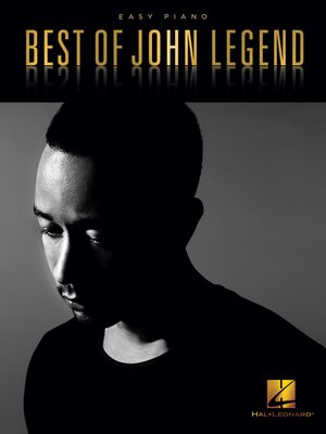 cover image of Best of John Legend Songbook