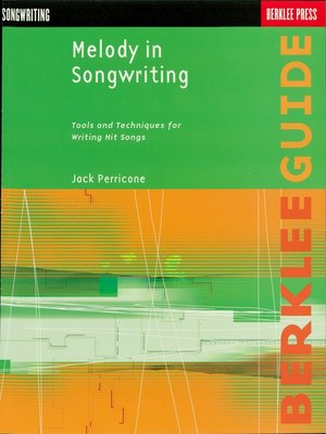 cover image of Melody in Songwriting