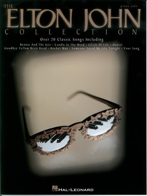 cover image of The Elton John Piano Solo Collection (Songbook)
