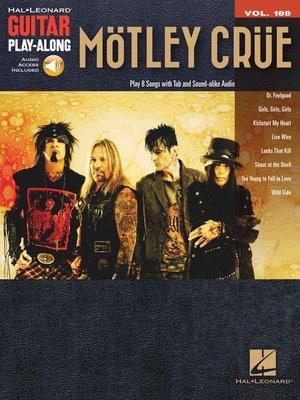 cover image of Motley Crue