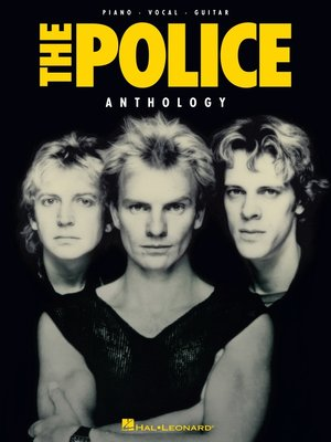 cover image of The Police Anthology (Songbook)