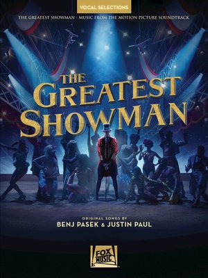 cover image of The Greatest Showman--Vocal Selections