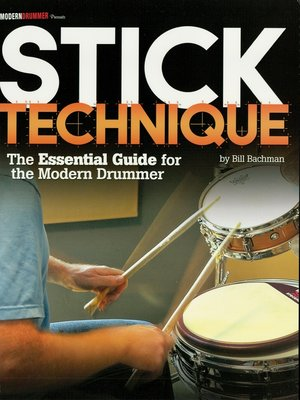 cover image of Modern Drummer Presents Stick Technique (Music Instruction)