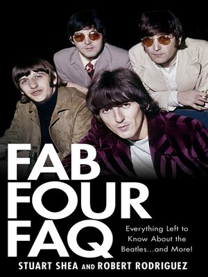 cover image of Fab Four FAQ