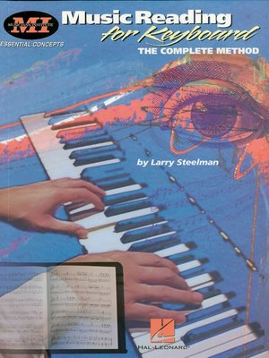 cover image of Music Reading For Keyboard (Music Instruction)