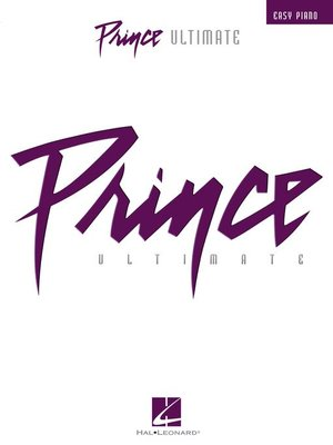 cover image of Prince--Ultimate