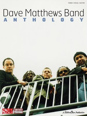 cover image of Dave Matthews Band--Anthology (Songbook)