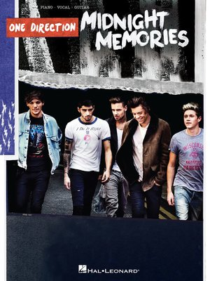 cover image of One Direction--Midnight Memories Songbook