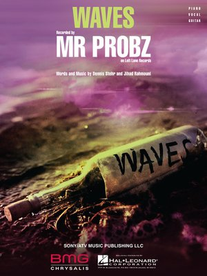 cover image of Waves Sheet Music