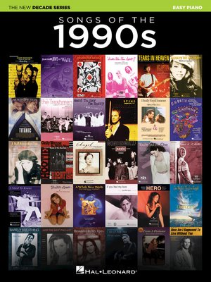 cover image of Songs of the 1990s