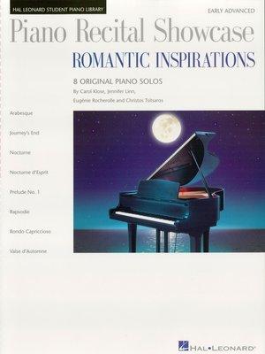 cover image of Piano Recital Showcase