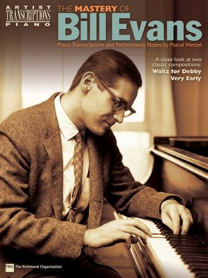 cover image of The Mastery of Bill Evans (Songbook)