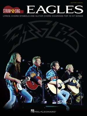 cover image of Eagles--Strum & Sing Guitar