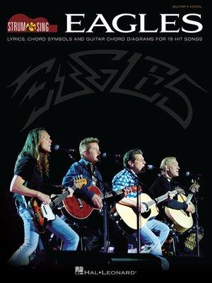 cover image of Eagles--Strum & Sing Guitar