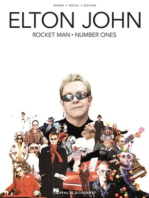 cover image of Elton John--Rocket Man