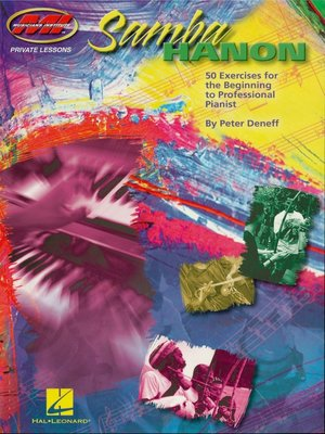 cover image of Samba Hanon (Music Instruction)