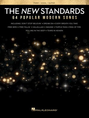 cover image of The New American Songbook