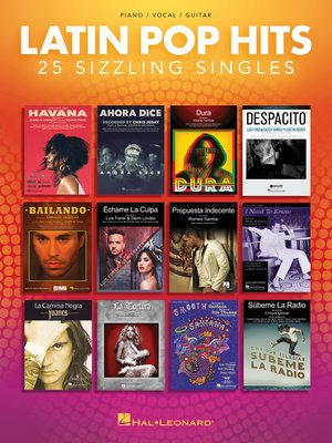 cover image of Latin Pop Hits